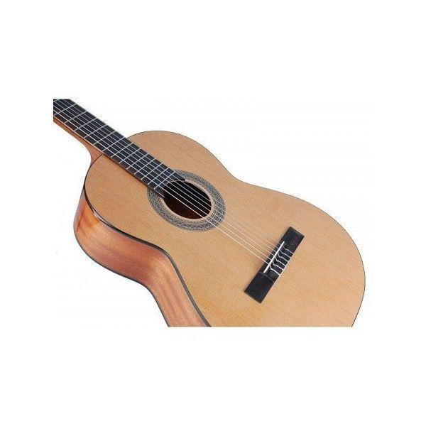 Guitarra Clásica Admira Alba Cadete 3*4 vista lateral