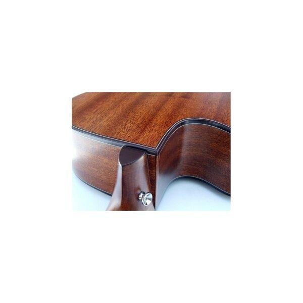 Guitarra Acústica Alvarez Modelo AV-50-M Mate Vista Lateral
