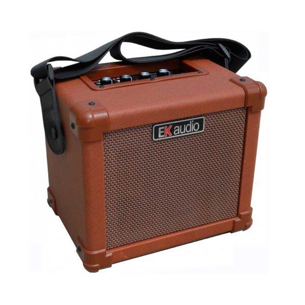 Amplificador de Guitarra acustica EK Audio Modelo AG-10AM