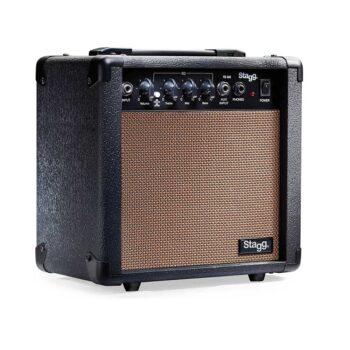 Amplificador de Guitarra Acústica Stagg 10AA E