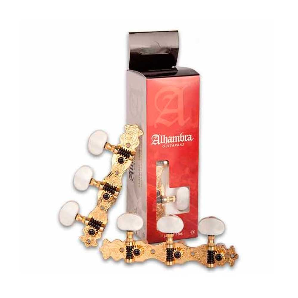 Clavijero Guitarra Alhambra numero 2