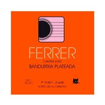 Cuerdas Bandurria plateada Ferrer