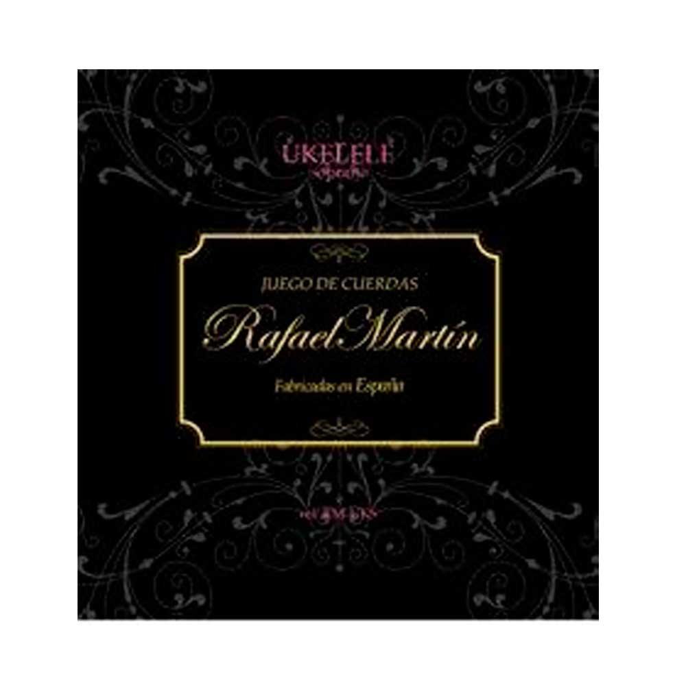Cuerdas Ukelele soprano Rafael Martin
