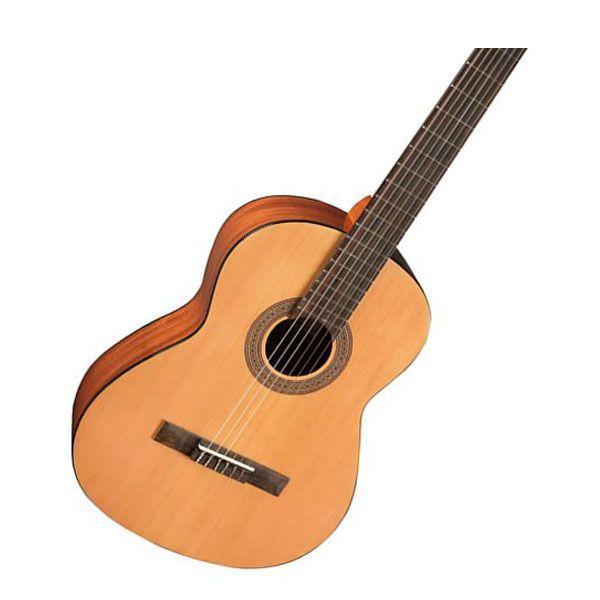 Guitarra Clásica Admira Alba vista cuerpo