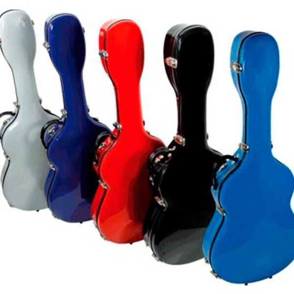 Estuche Guitarra Clasica Fibra de vidrio