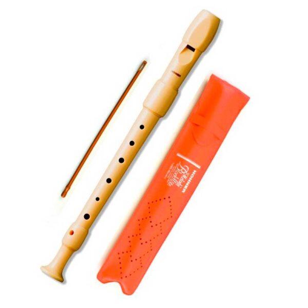 flauta hohner 9516 dos piezas