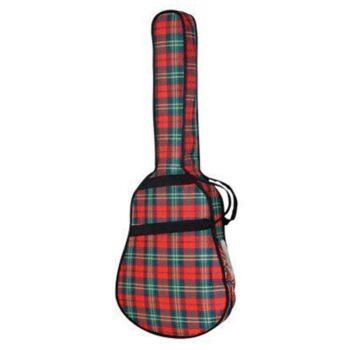 Funda Guitarra Clásica Baby plastificada Escocesa