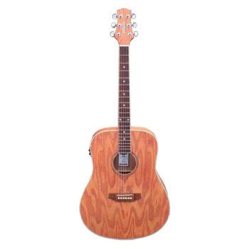Guitarra Acústica Ashton Modelo D26EQ