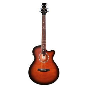 Guitarra Acústica Ashton Modelo SL29 Electrificada