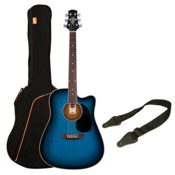 Guitarra Acústica Ashton Modelo SPD25 Pack