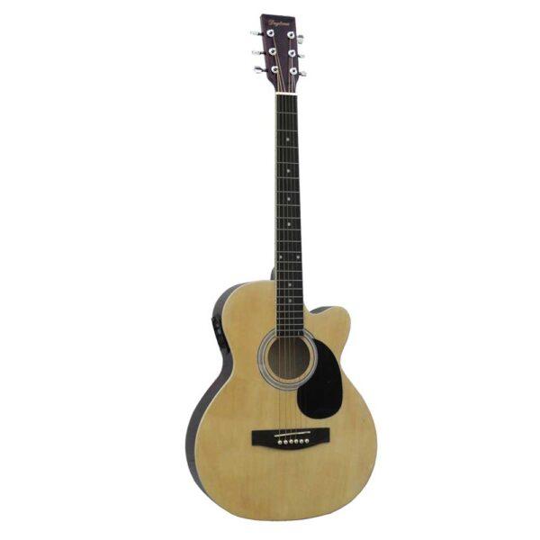 Guitarra Acústica Daytona Modelo 401 CE