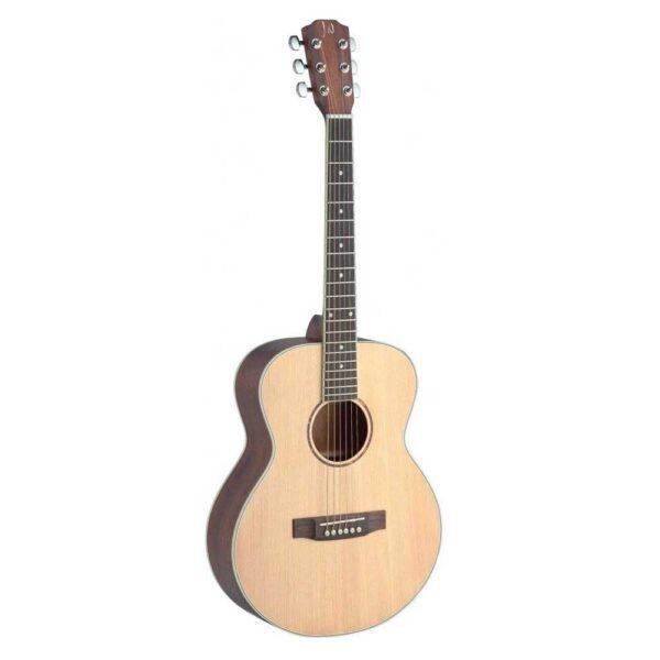 Guitarra Acústica James Neligan Modelo Jumbo ASY-A-Mini