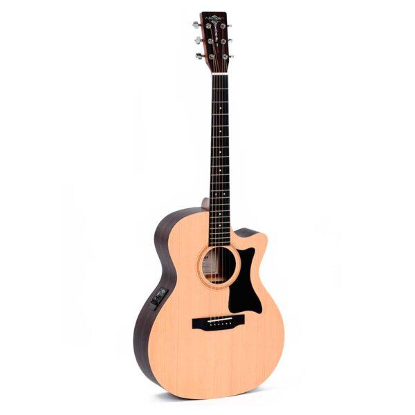 guitarra acústica sigma CTCE+
