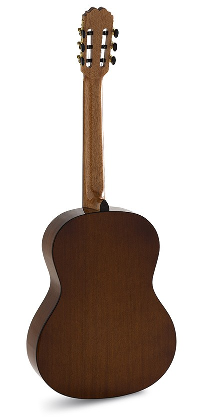 Guitarra Admira Elsa trasera