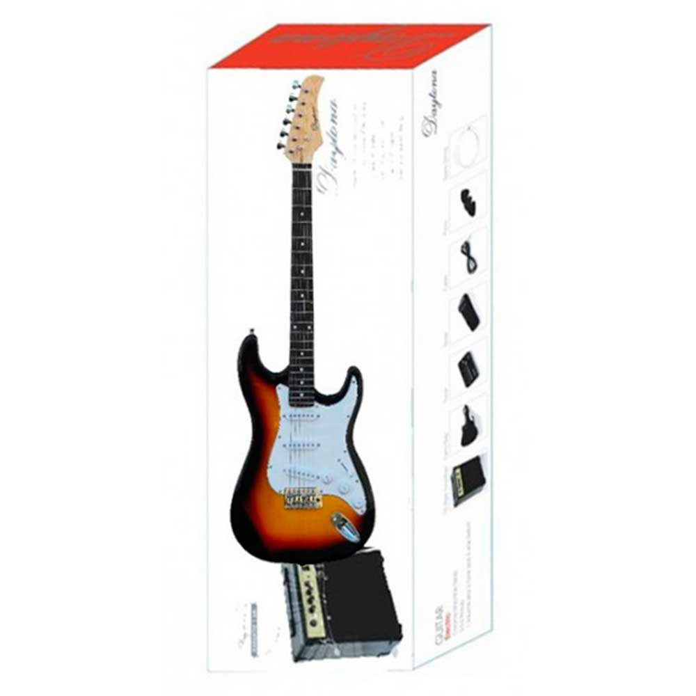 Guitarra Eléctrica Daytona Pack PGEDN