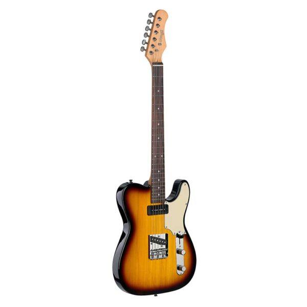 Guitarra Eléctrica Stagg Telecaster serie t vintage