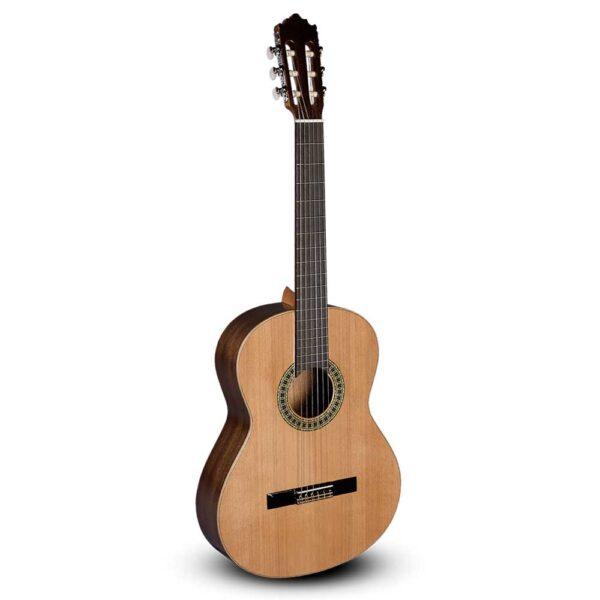 Guitarra Clásica Paco Castillo Modelo 201 Brillo