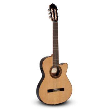 Guitarra Clásica Electrificada Paco Castillo Modelo 232TE