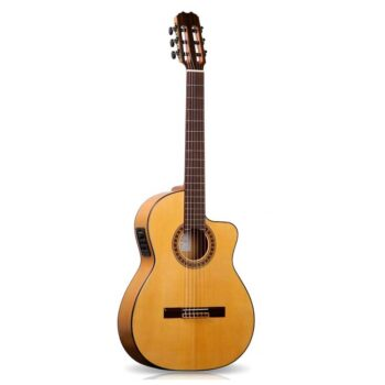 Guitarra Clásica Electrificada Rafael Martín GRM-ASEQ