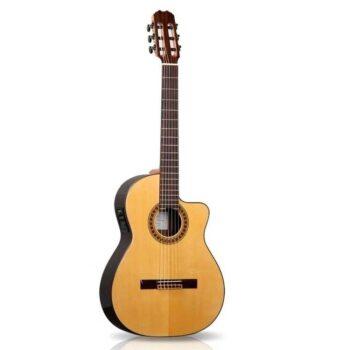 Guitarra Española Rafael Martín GRM-PSEQ Electrificada