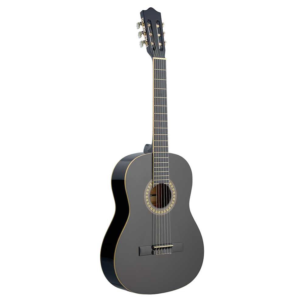 Guitarra Española Stagg Modelo C440BK Negra