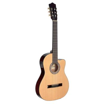 Guitarra Clásica Stagg C546TCE- N