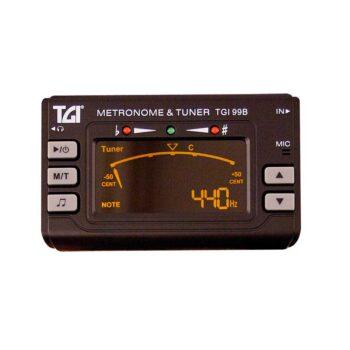 Afinador y metrónomo TGI-99B