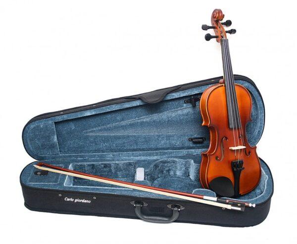 Set Violin Carlo Giordano VS0 1/2