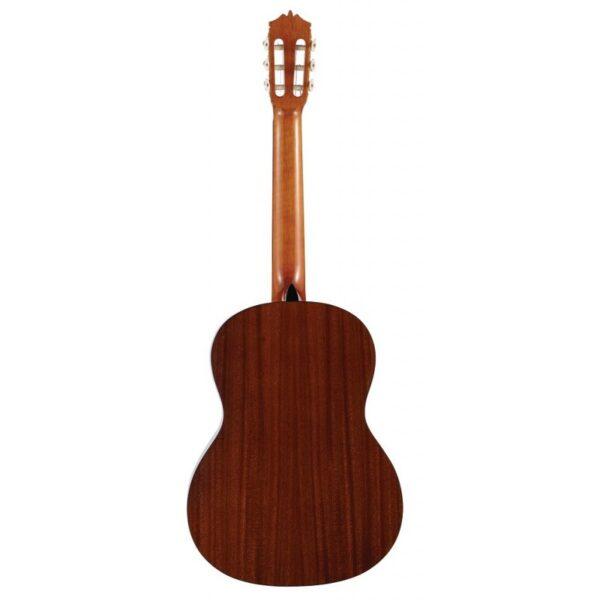 Guitarra Clásica Tatay Modelo MCG20S Trasera