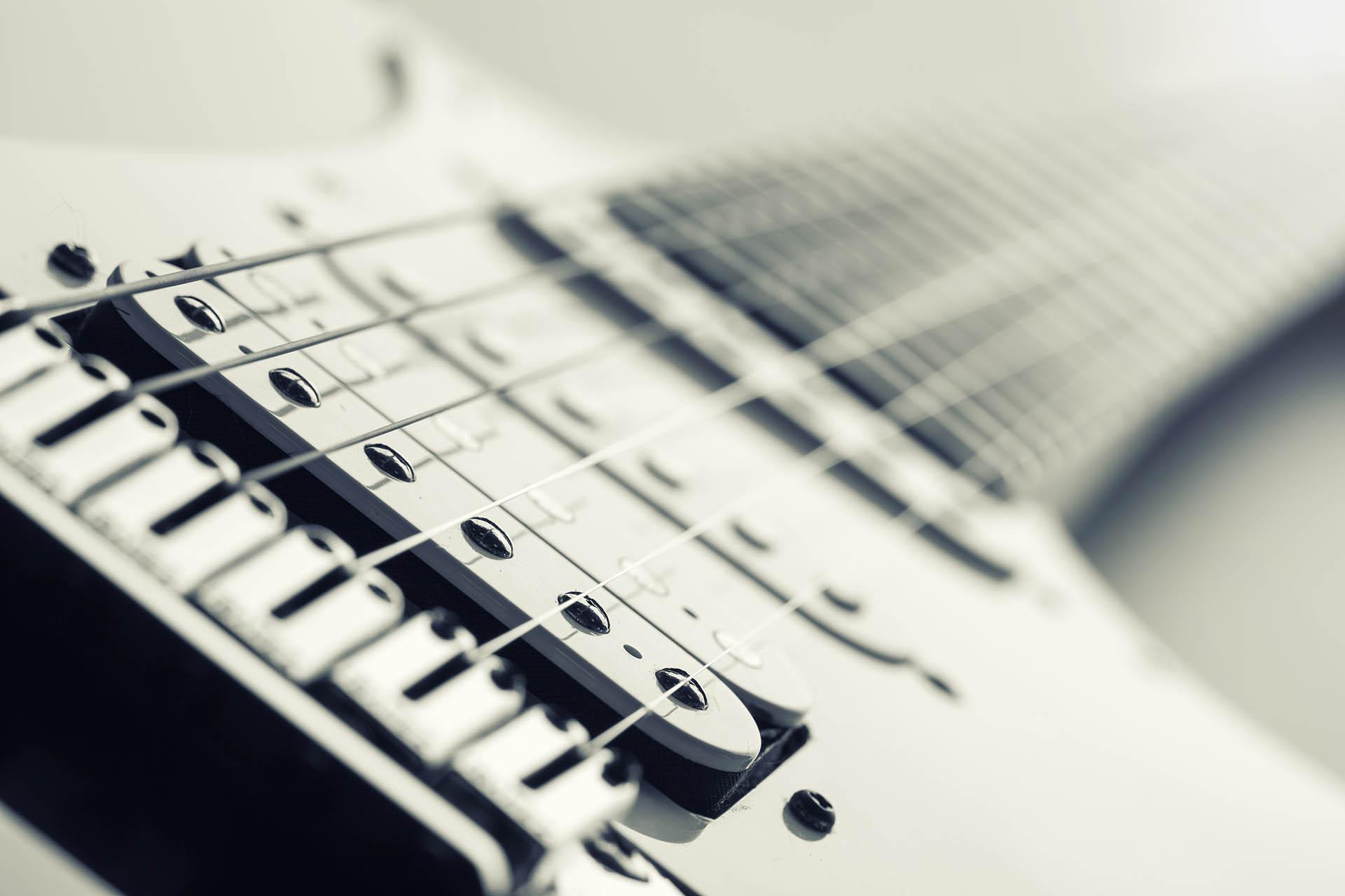 Tipos de puente de guitarras