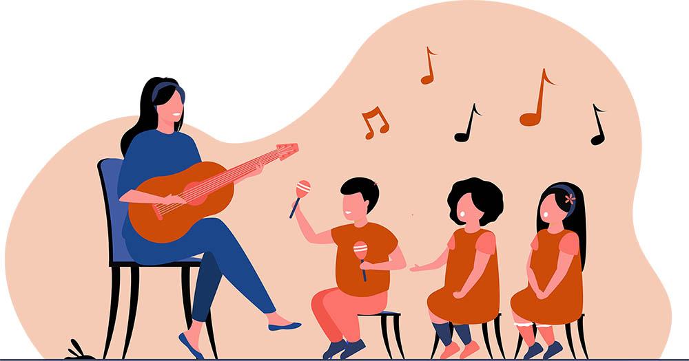 instrumentos musicales para colegios
